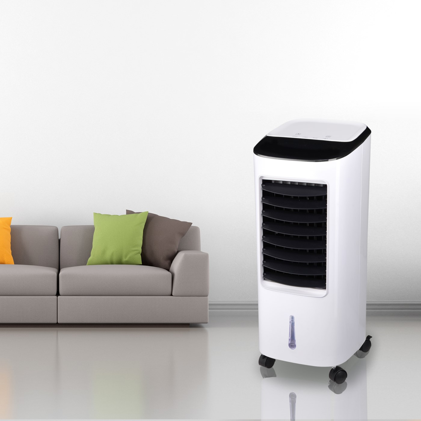 Get The Best Portable Air Cooler With Touch Screen Remote From This  Retailer Now - High Tech Deck